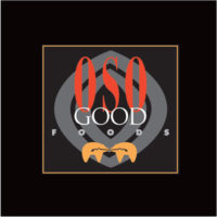 OSO Good Foods logo design