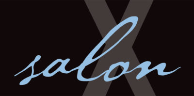Salon X logo design by Cowgirls Designs