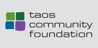Taos Community Foundation Logo Design